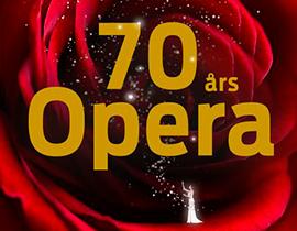 Billede af 70 års opera – Den Jyske Opera