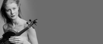 Billede af Prisvinder spiller Beethovens violinkoncert